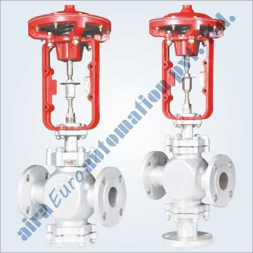 2-2 & 3-2 Way Diaphragm Type Low Temperature On-Off Control Valve