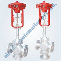 2-2 & 3-2 Way Diaphragm Type High Temperature On-Off Control Valve