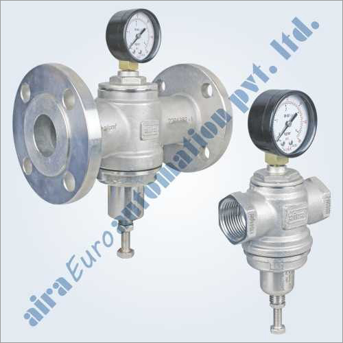 Direct Activated Pressure Reducing Valve For 40 Kgs-Cm2