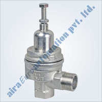 Silent Pressure Relief Valves (Safety Valve) Screwed