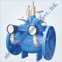 Bom Series Pressure Relief Valve (Safety Valve)