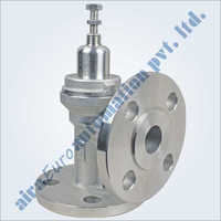 Silent Pressure Flanged Relief Valves (Safety Valve)
