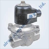 2-2 Way Semi Lift Diaphragm Operated Low Pressure Solenoid Valve