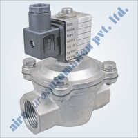 2-2 Way Semi Lift Diaphragm Operated Solenoid Valve