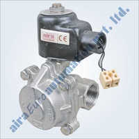 2-2 Way Semi Lift Diaphragm Operated Steam Solenoid Valve