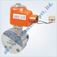 2-2 Way Piston Piston Type High Pressure Solenoid Valve