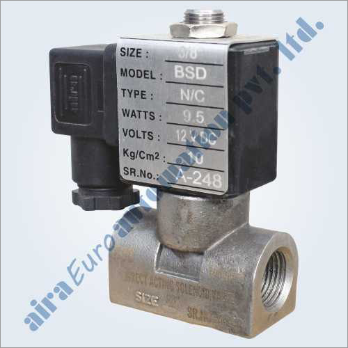 2-2 Way Direct Acting Solenoid Valve