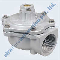 2-2 Way Angle Type Pilot Operated Pulse Valve