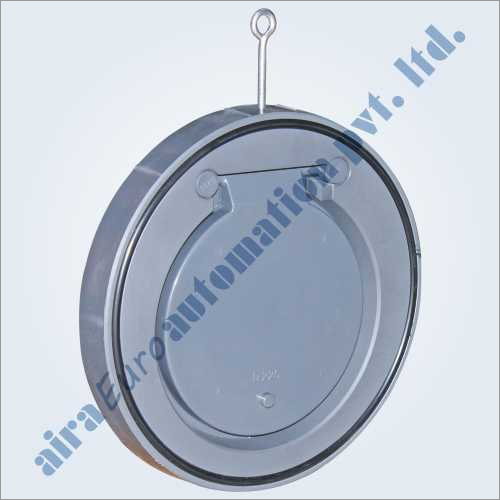 Upvc Single Piece Wafer Check Valve