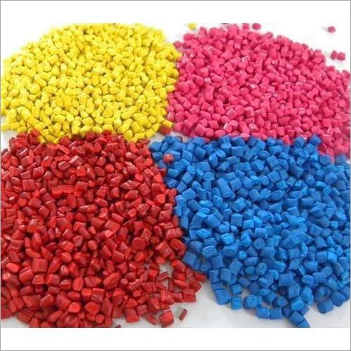 Colored PP Granules