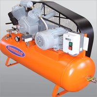 5 HP Double Stage Compressor