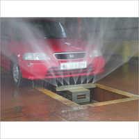 Semi Car Washing Machine
