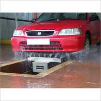 Semi Automatic Car Washing Machine