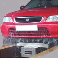 Robotic Under Car Washer