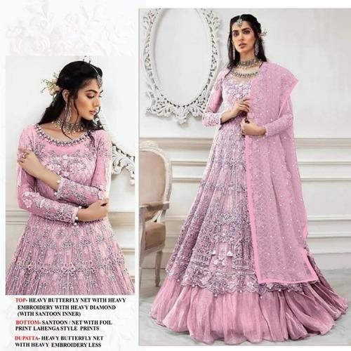 Designer Wedding Wear Gown