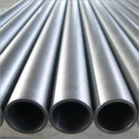 Silver Metal Pipes