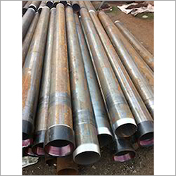 MS Round Plain Pipes