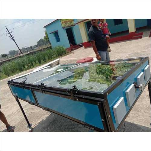 Solar Dryer for Crops
