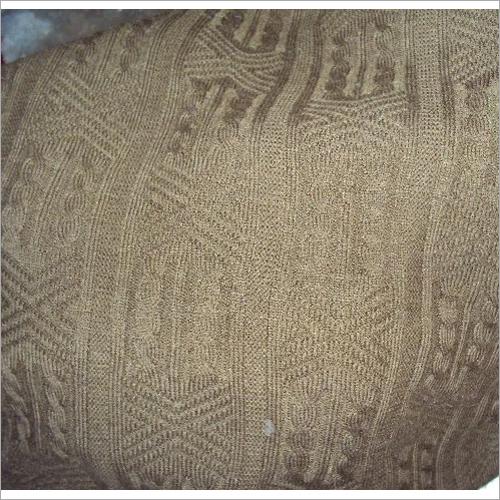 343 Woolen Crochet Cushion Cover