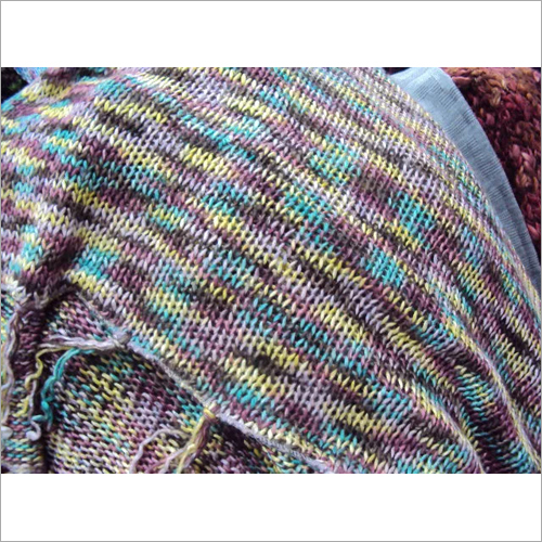 919 Knitted Throw