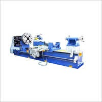 Extra Heavy Duty All Geared Roller Grooving Lathe Machine