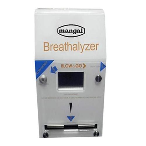 Non contact Breath Analyser