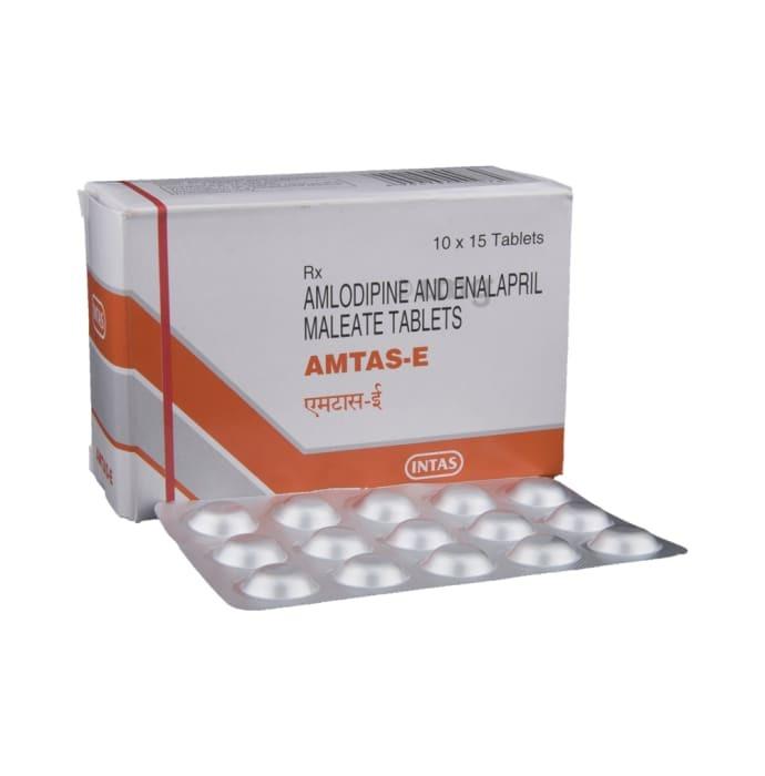 Amlodipin And Enalapril Tablets