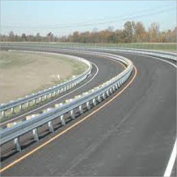 Metal Road Safety Barrier