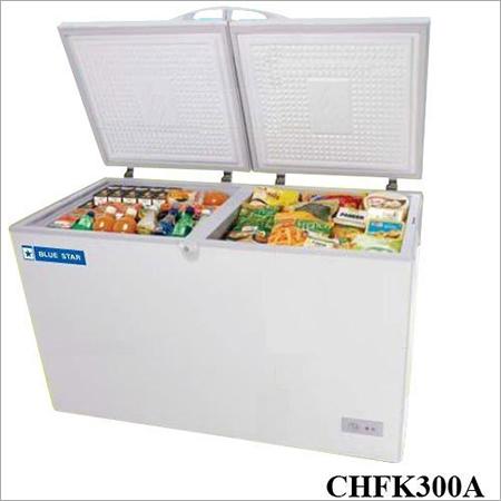 CHFK300DGS Blue Star Cooler Cum Freezer