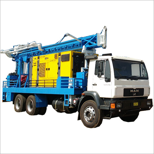 Pdthr 350 Water Well Drilling Rig