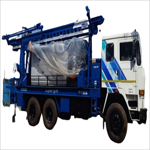 Truck mounted DTH cum Rotary Drilling Rigs