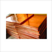 Square Copper Plate, For Industrial, Thickness 1 To 25 Mm