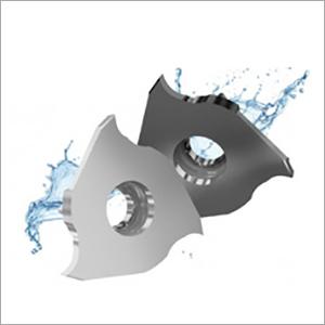 New Groovical Inserts For Aluminium