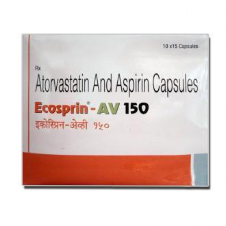 Atorvastatin And Aspirinine Capsule