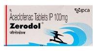 Generic Acebel 100MG Aceclofenac Tablet