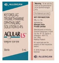 Brand Aculacular Ls Ophthalmic Eye Drop