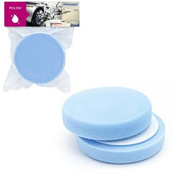 Polish Pad 5 inch Blue