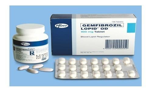 Gemfibrozil Capsule