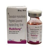 Doxorubicin Hydrochloride Liposome (Pegylated) Injections