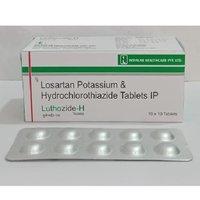 Losartan And Hydrochlorthiazide Tablets