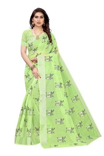 Fabulous Printed Saree