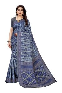 Exclusive Crepe Printed Saree