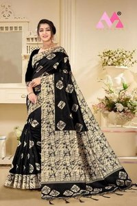 Fancy Mysore Silk Saree