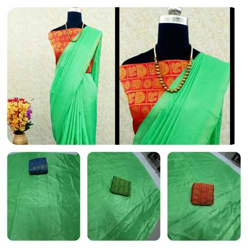 Designer Jacquard Silk Saree