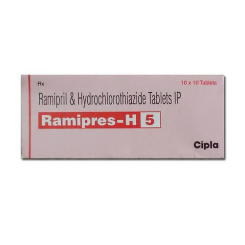 Ramipril And Hydrochlrthiazide Tablets