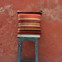 Elegant Stylish Jute Kilim Designer Cushion and Pillow Covers