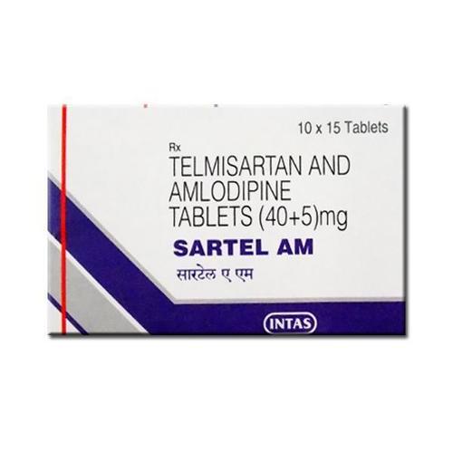Telmisartan And Amlodipine Tablets