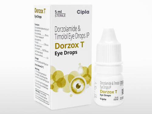 Dorzolamide And Timolol Drop