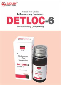 Deflazacort-6mg Syrup