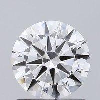 Round Brilliant Cut HPHT 0.88ct Diamond